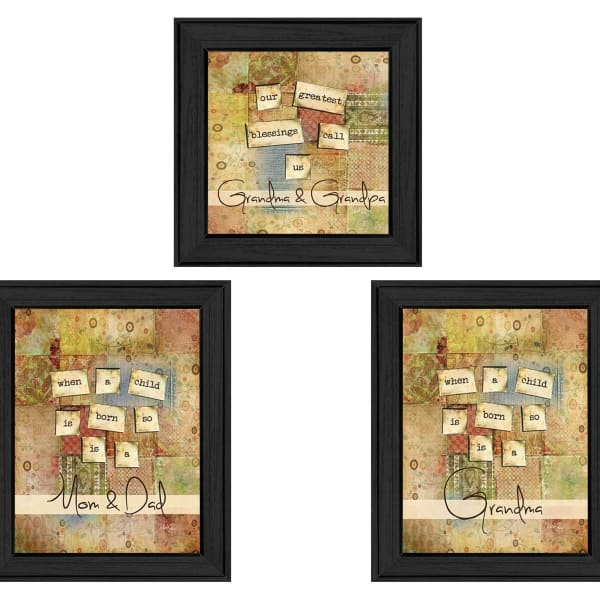 Child Collection By Marla Rae Framed Wall Art