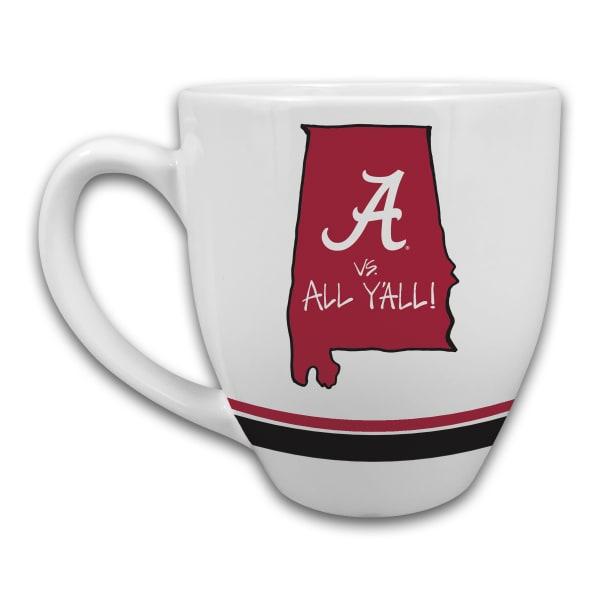 Alabama State Set of 2 Mugs