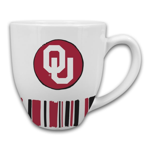 Oklahoma Heart Set of 2 Mugs