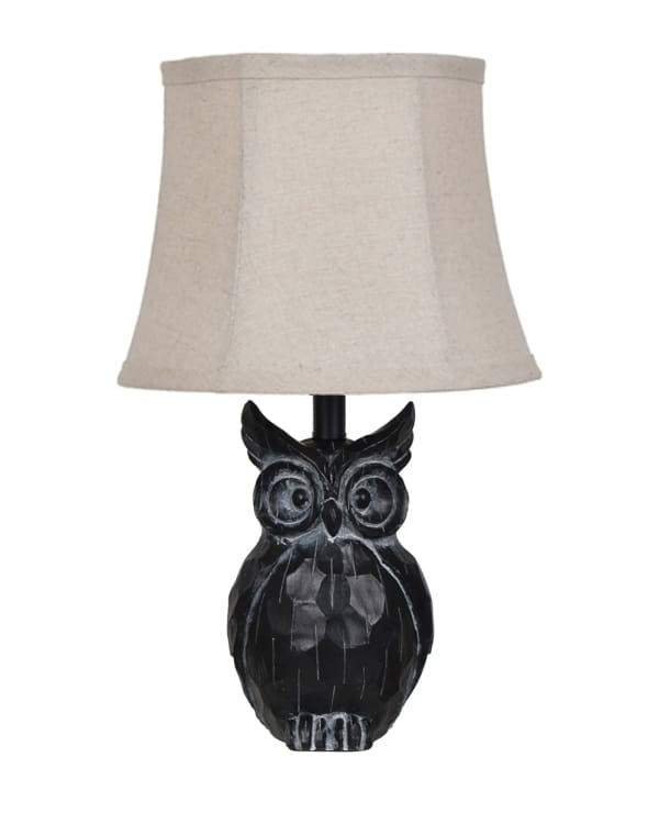 Ophelia Resin Owl Table Lamp Pier 1, Owl Table Lamp