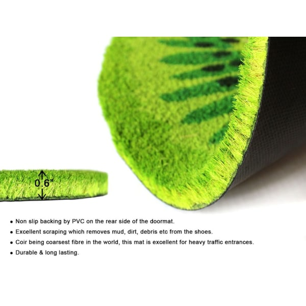 Green Machine Tufted Kiwi,