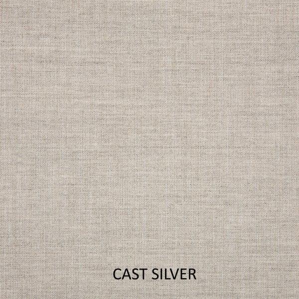 Sunbrella Silver/Macaw Set of 2 Outdoor Lumbar Pillows