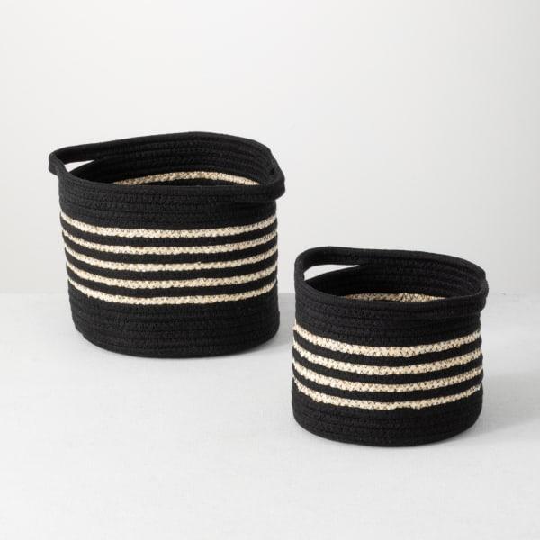 Decorative Basket Set of 2