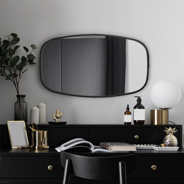 Rectangle Hanging Wall Mirror