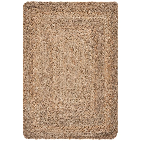 Classic Braided Natural Jute Set of 4 Place Mat