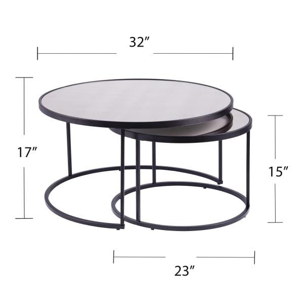 Trowbridge Nesting Cocktail Tables