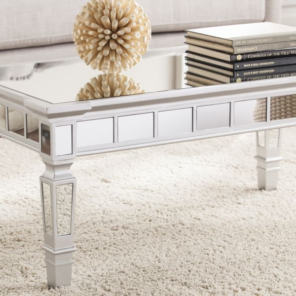 Marshall Mirrored Cocktail Table