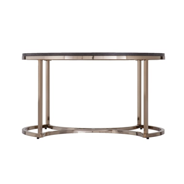 Seymour Round Nesting Set of 3 Coffee Tables
