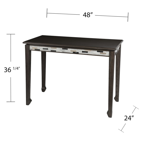 Hadersley Counter Table