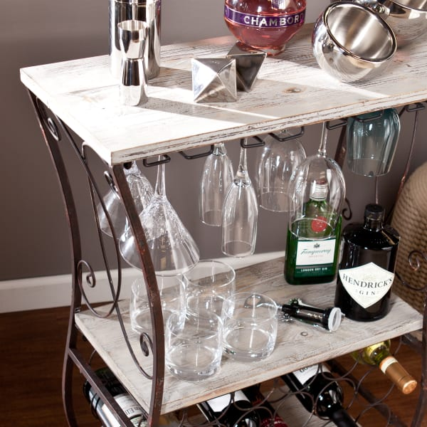 Moore Wine Storage Table