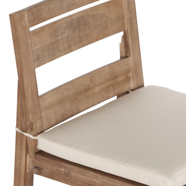 Tring Armless Set of 2 Dining Chair