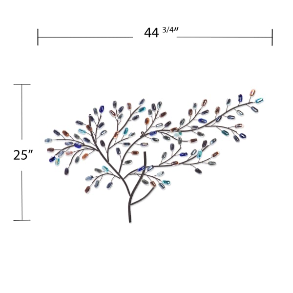 Mildenhall Tree Wall Sculpture