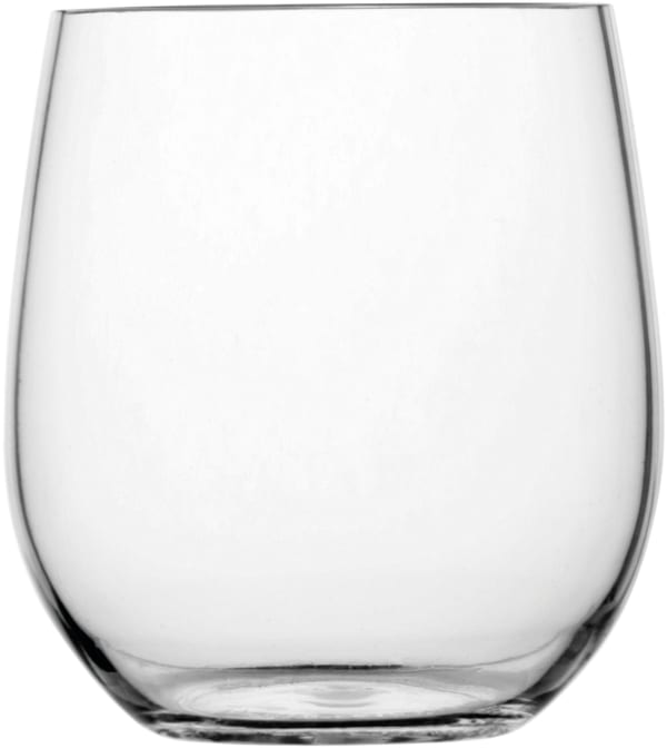Non-Slip Clear Set of 6 Water Glasses
