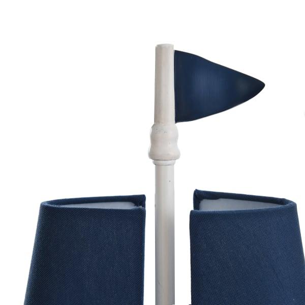 Sail Boat Table Lamp