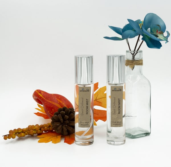 Beach Driftwood Essential Oil Room Mist, Luxury Fragrance Blend