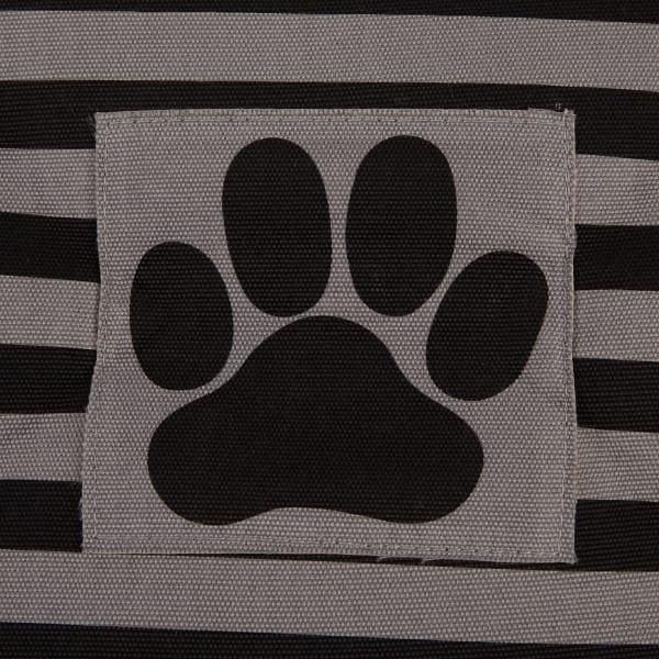 Bone Dry Black Pet Bin