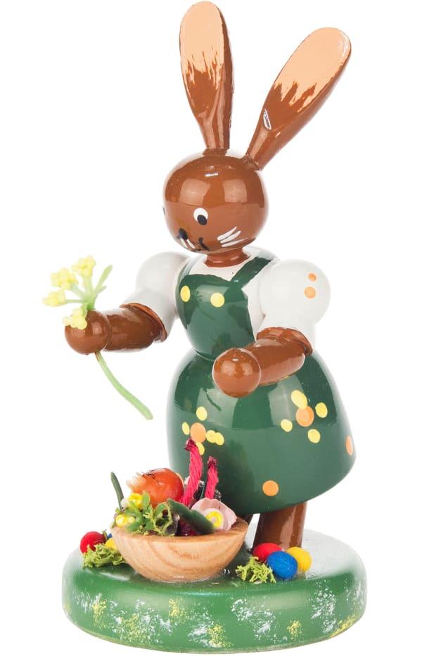 Dregeno Rabbit Gardener Easter Figure
