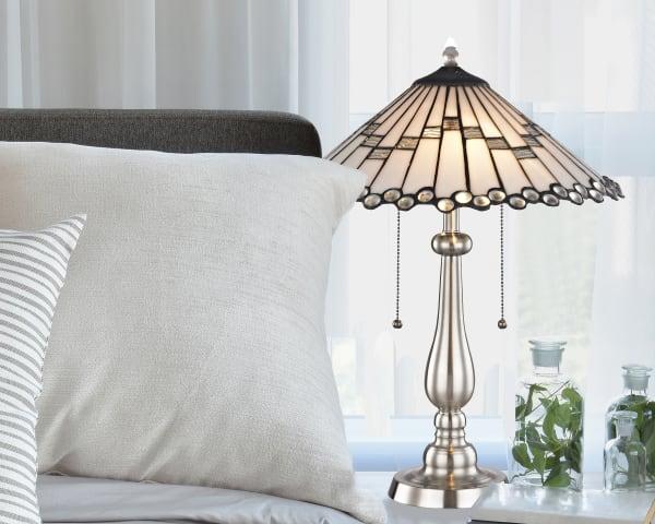 Jensen Tiffany Table Lamp