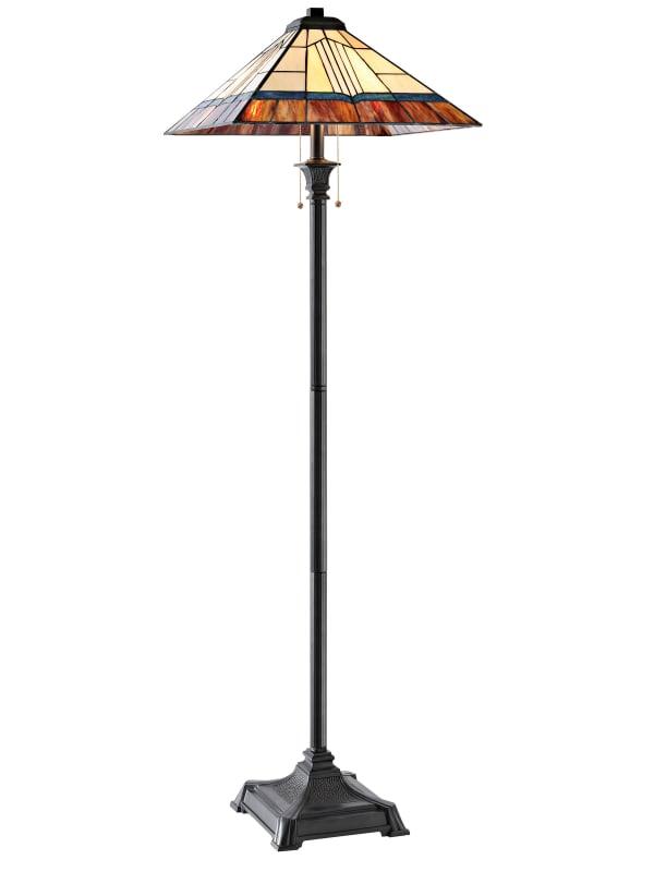 Novella Tiffany Floor Lamp