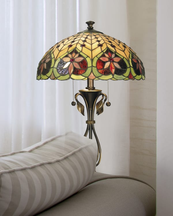 Leilani Tiffany Table Lamp