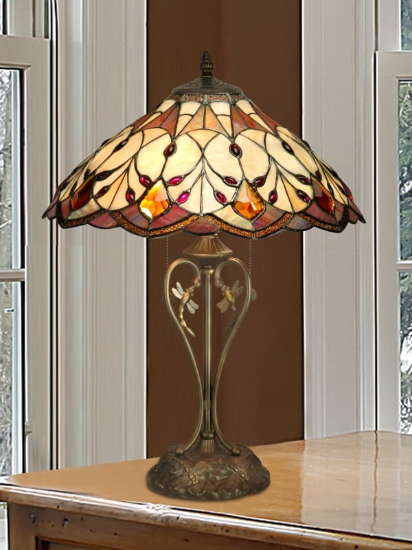 Marshall Tiffany Table Lamp
