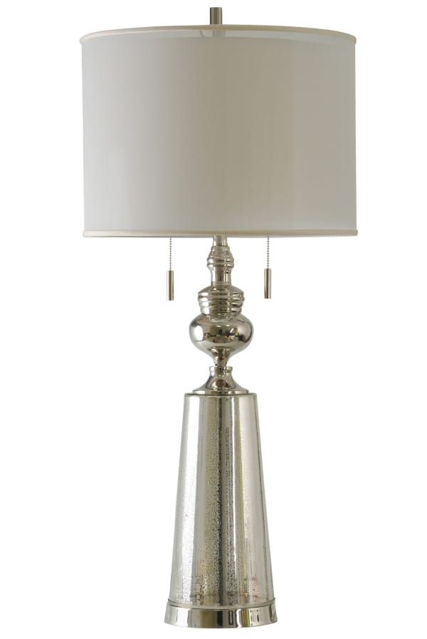 Nickel With Northbay Finish Table Lamp