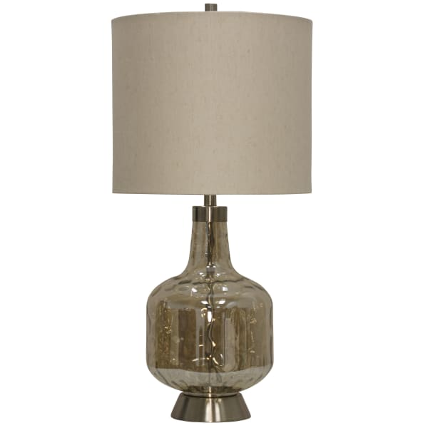 Majestic Finish Table Lamp