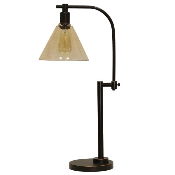 Madison Bronze Finish Table Lamp