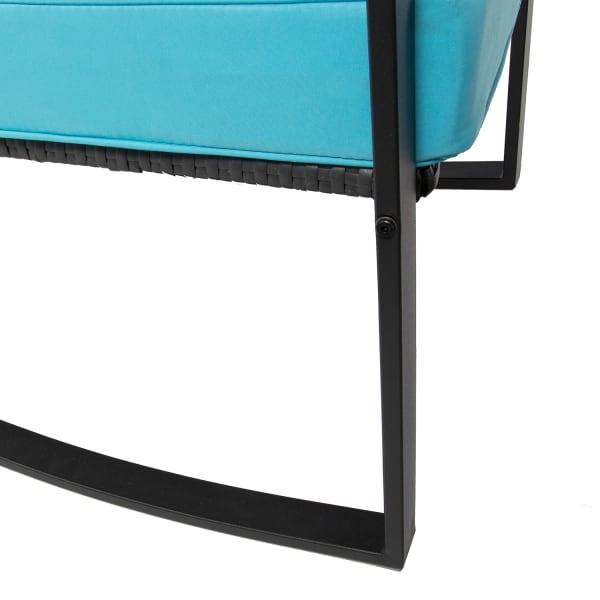 Arana Outdoor Rocking Chair 3 Piece Set