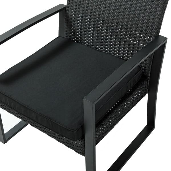 Ania Outdoor Chair 3 Piece Set