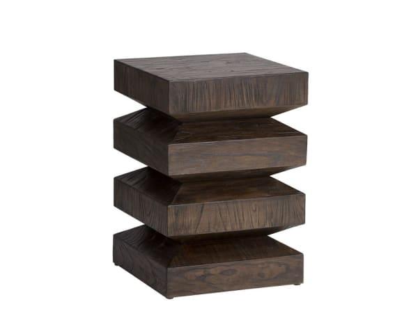 Cormac Pedestal End Table