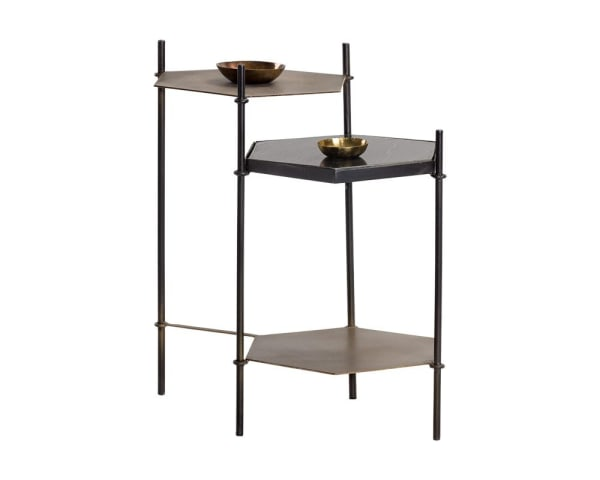 Hexall Side Table