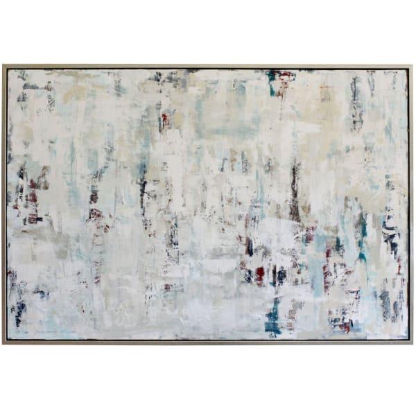 Genesis Framed Canvas Wall Art