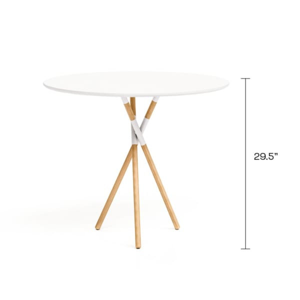 Blake 30 in. Round Dining Table