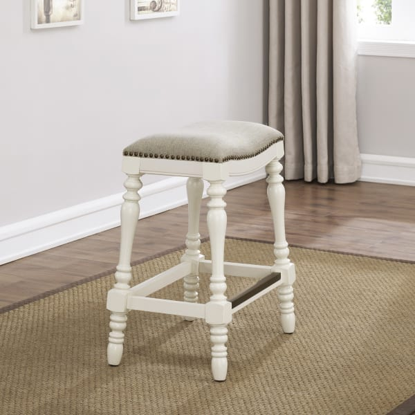 Hamilton Saddle Seat Counter Stool