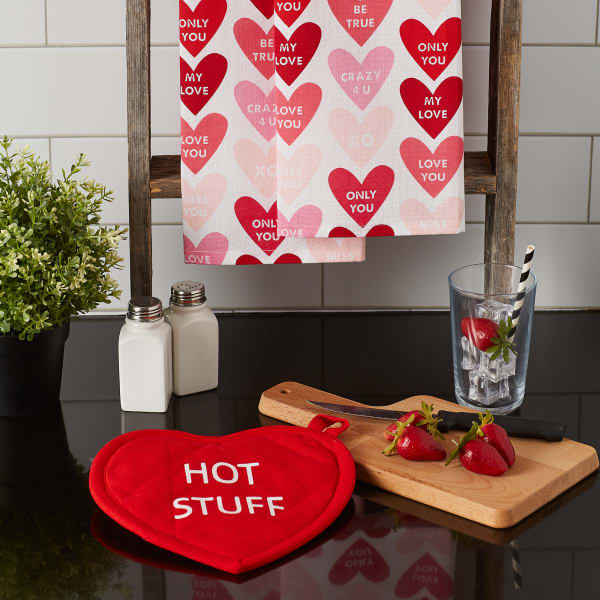 Hot Stuff Gift Set Potholder