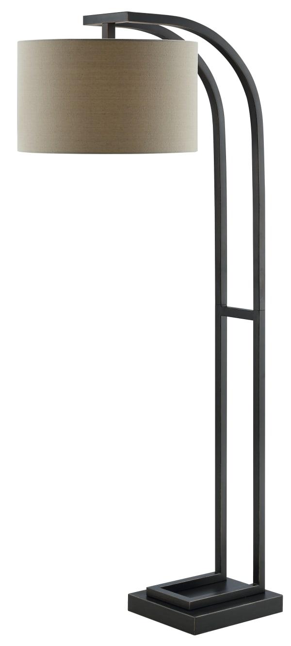 Josie Modern Bronze Metal Floor Lamp