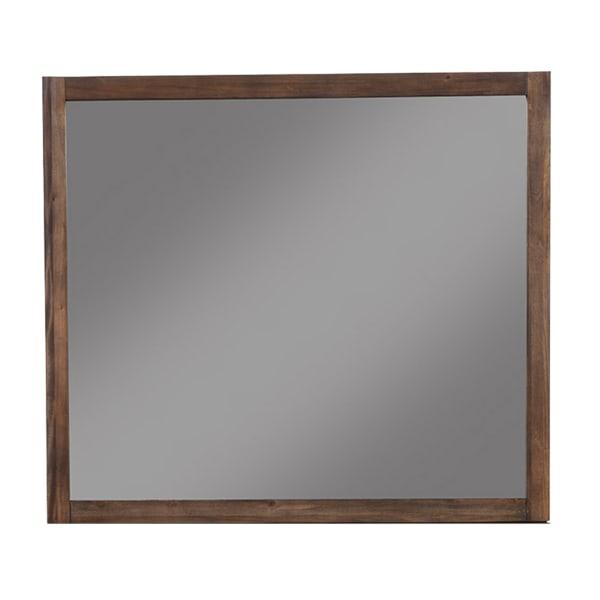 Austin Mirror in Chestnut
