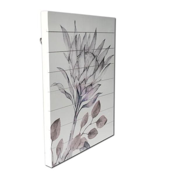 Soft Protea 18x26 Wood Wall Art