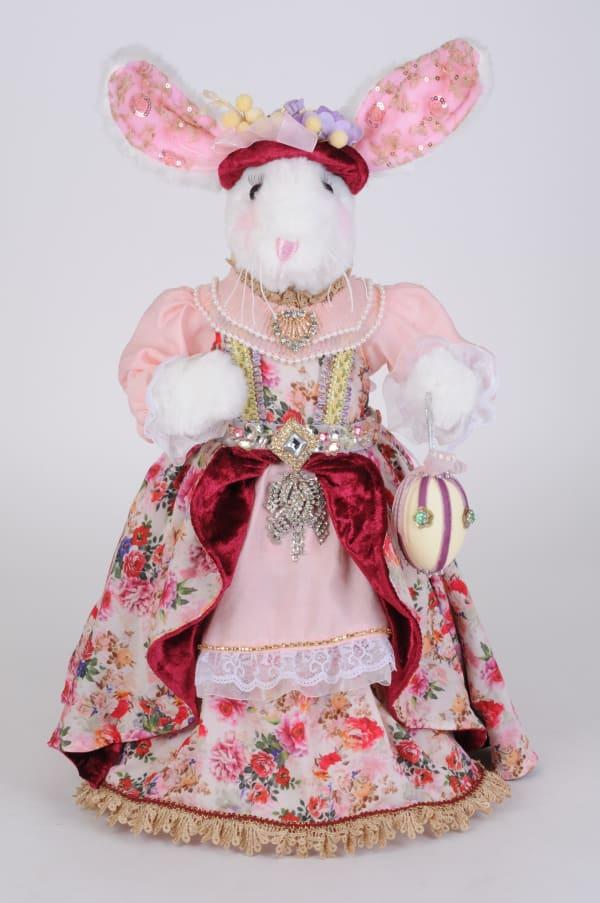 Karen Didion Royal Elegance Girl Bunny