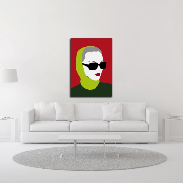 Lady No. 11 by Sean Salvadori  Wrapped Canvas Wall Art