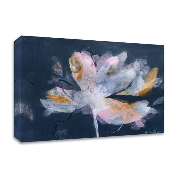 Magnolia Gloaming No. 2 by Elisa Sheehan  Wrapped Canvas Wall Art