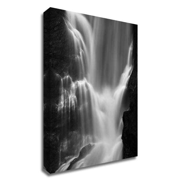 Falls by Design Fabrikken Wrapped Canvas Wall Art