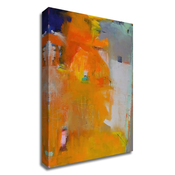Secrets by Martha Wakefield  Wrapped Canvas Wall Art