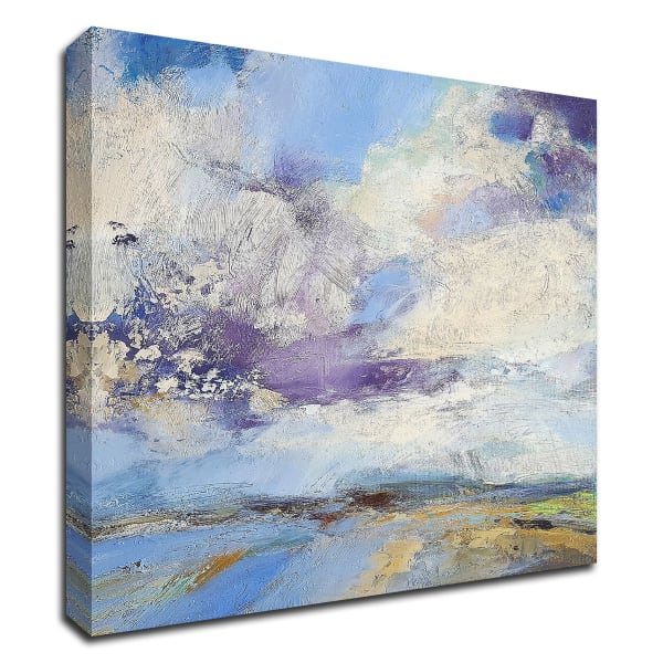 Brisk by Andrew Kinmont Canvas Wall Art