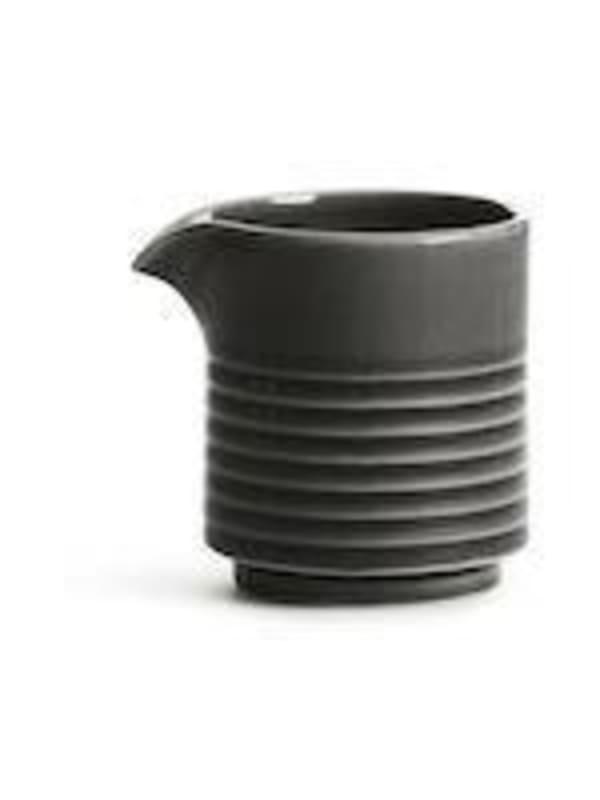 Coffee & more milk grey  jug