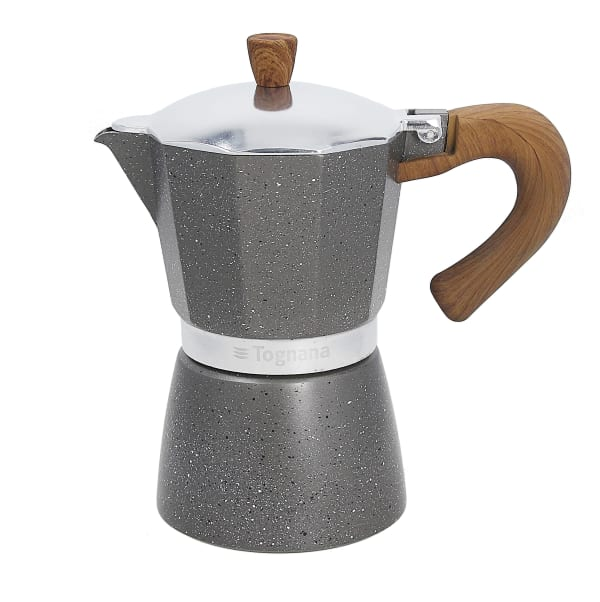 Wood & Stone Style 6C Coffee Maker