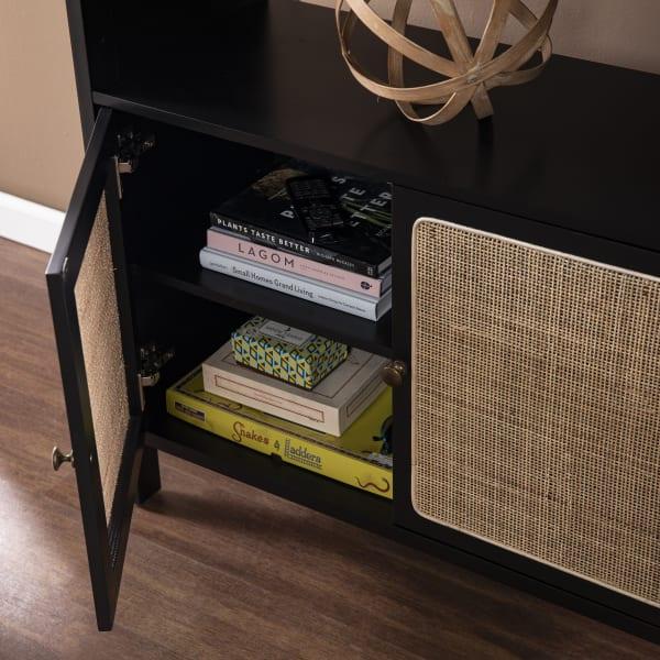 Alfred   Bookcase and Storage Shelf