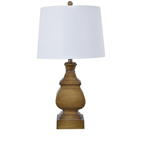 Ryder Brown Table Lamp