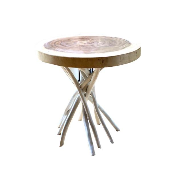 Posh Pollen Stanley Round Side Table